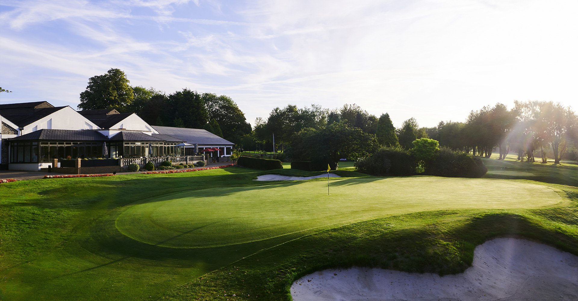 Dwellcourt group - golf membership at Kingswood Golf